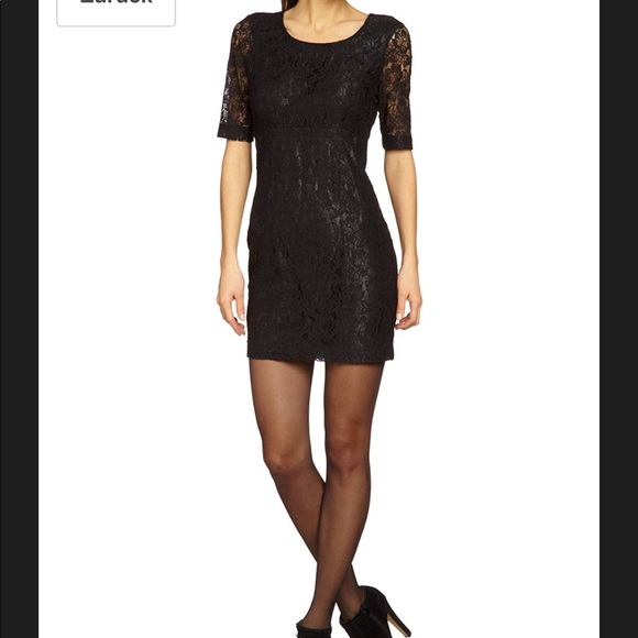 Vero Moda Dresses & Skirts - Black Lace Dress